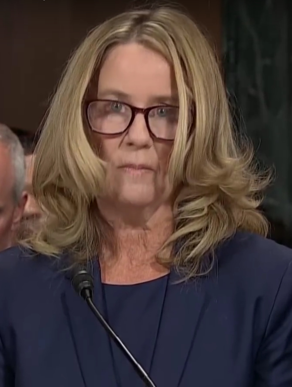 Image result for christine blasey ford