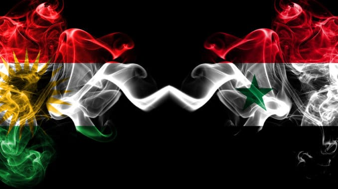 Kurds and Syria