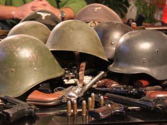 War equipment