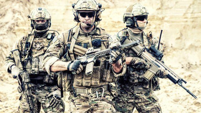 US army elite members